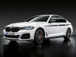 2021 BMW 5 Series M Performance Parts