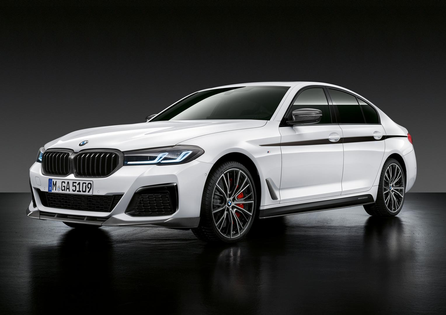 BMW 5 Series Facelift Revealed Amid Lockdown