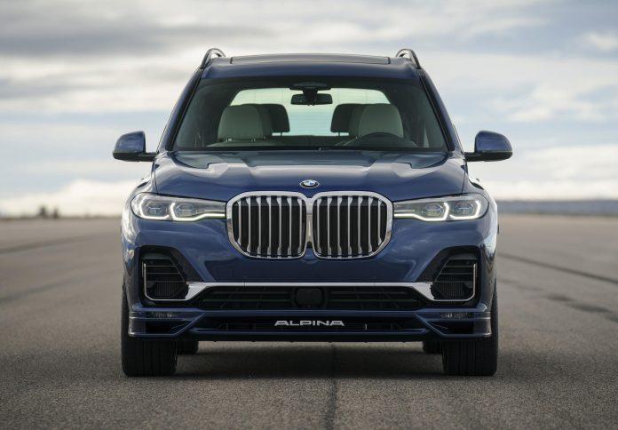 BMW Alpina XB7 Front