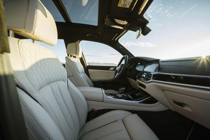 BMW Alpina XB7 Roof