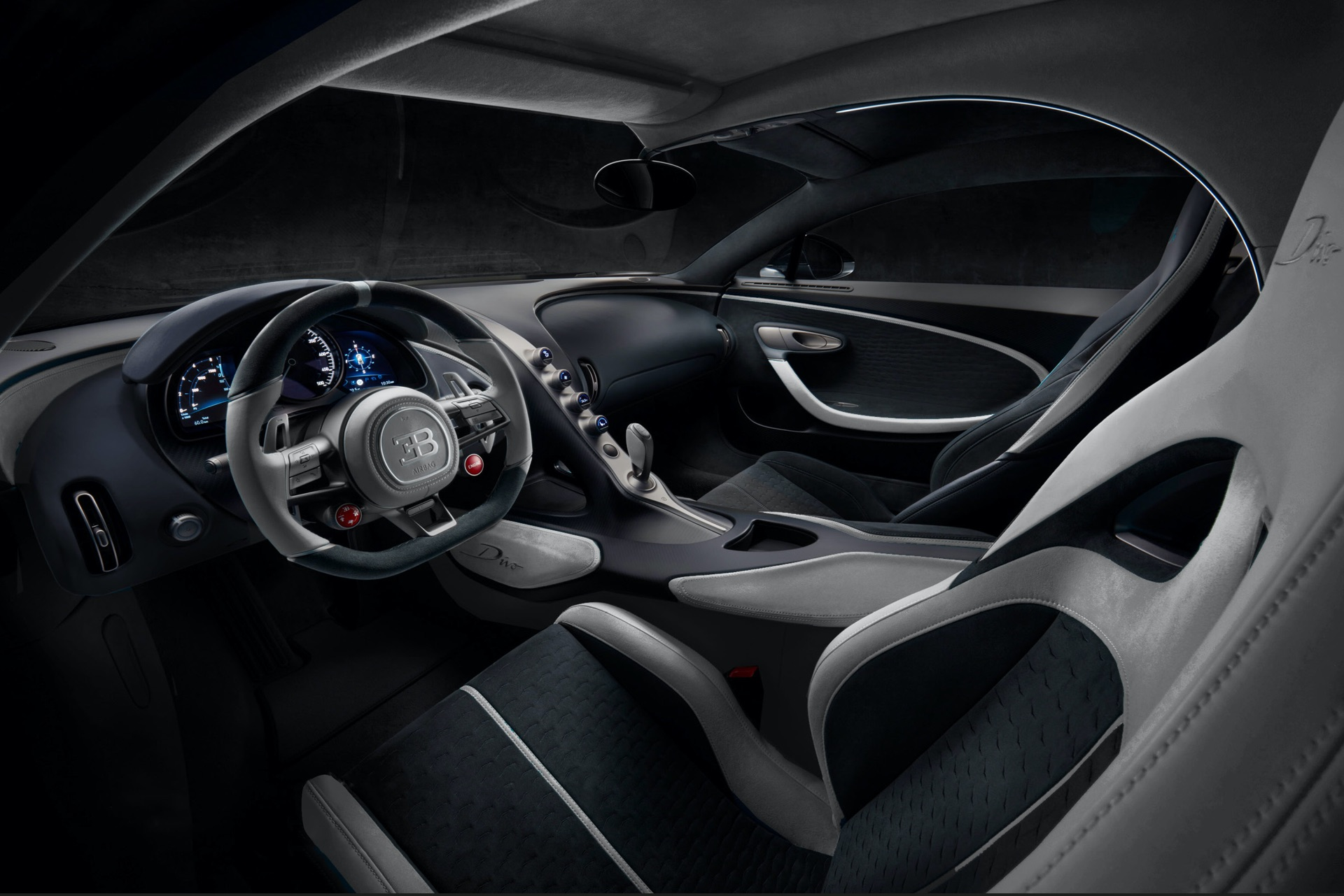 Bugatti Shares New Bugatti Divo Configurations - GTspirit