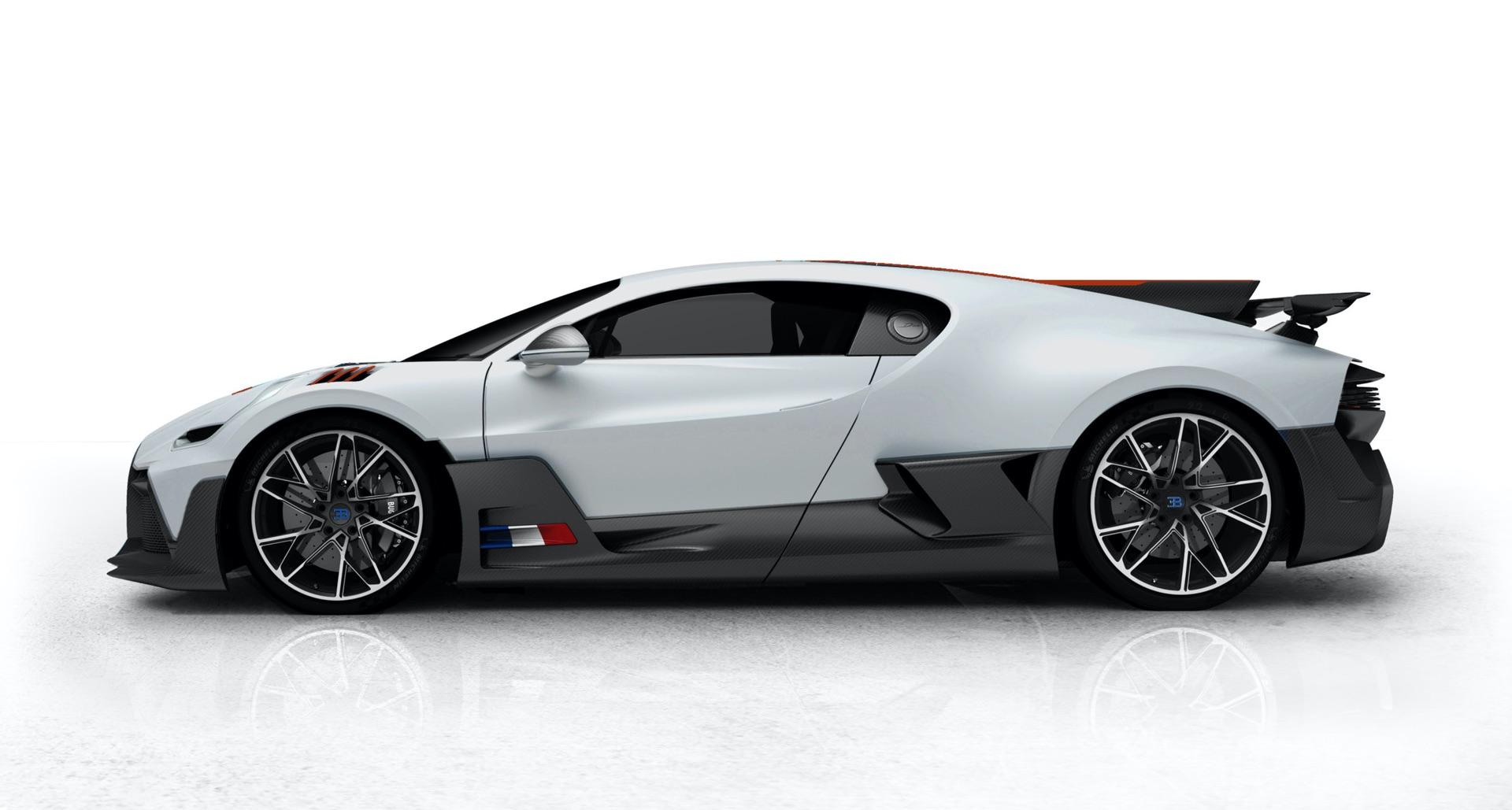 Bugatti Shares New Bugatti Divo Configurations Gtspirit