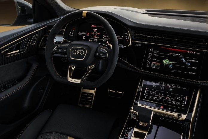 Manhart Audi RS Q8 Interior