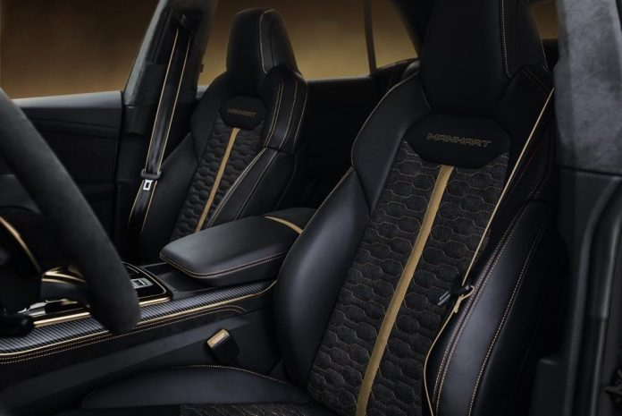 Manhart Audi RS Q8 Seats