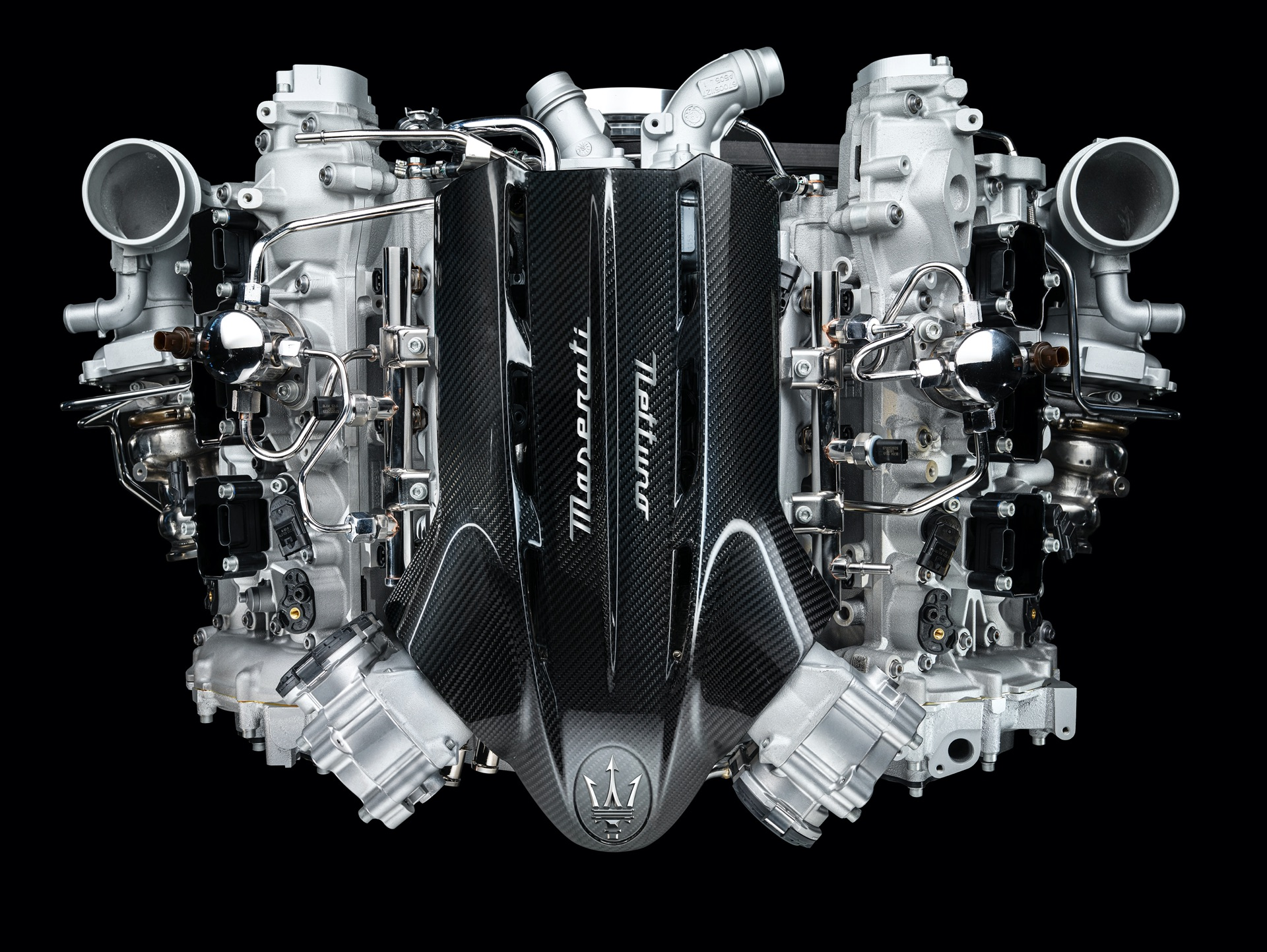 Maserati MC20 Engine