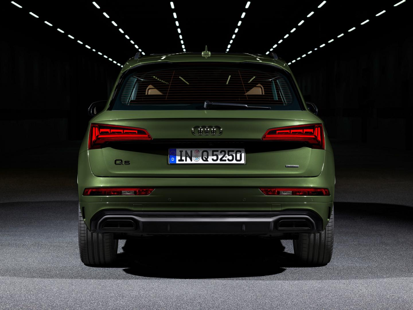 2021 Audi Q5 Rear Lights