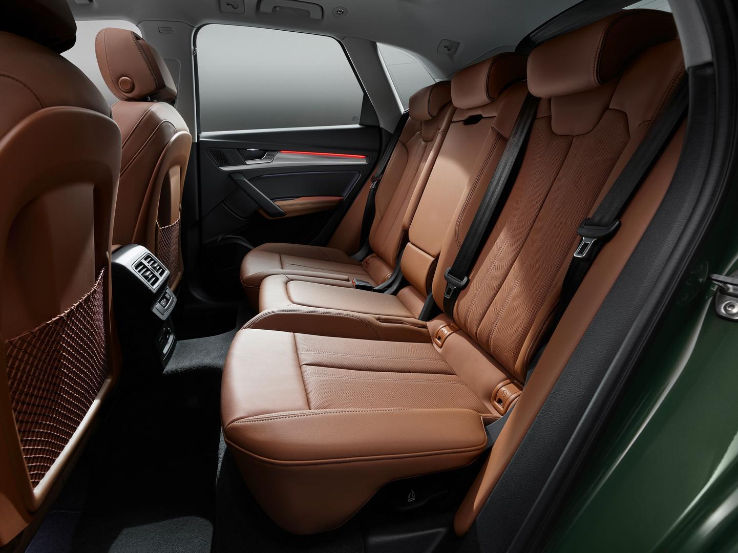 2021 Audi Q5 Rear Seats