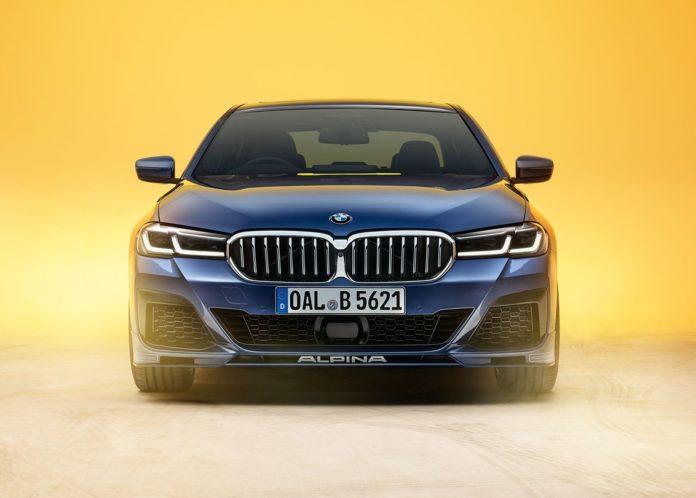 2021 BMW Alpina B5 Front