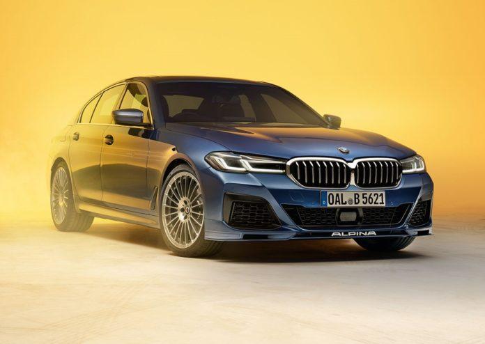 2021 BMW Alpina B5 Sedan