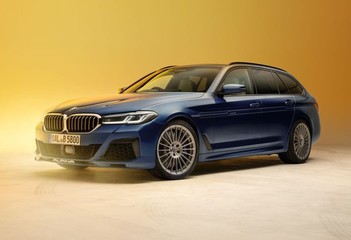 2021 BMW Alpina B5 Touring