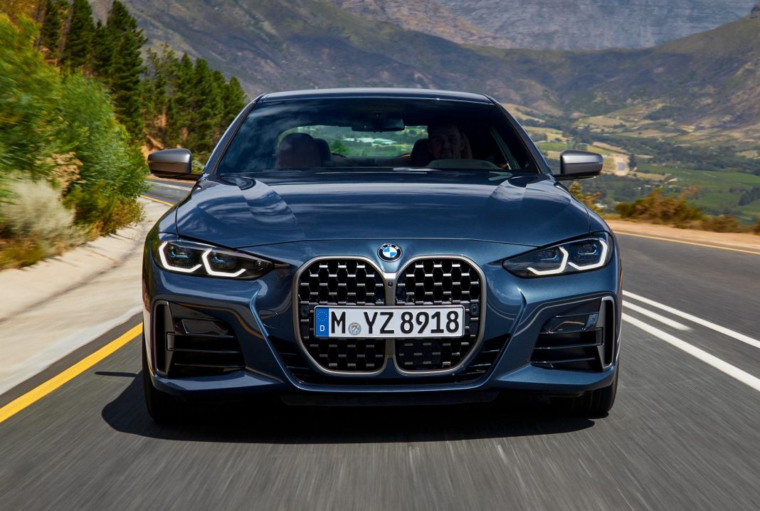 2021 BMW M440i Coupe Front