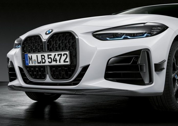 2021 BMW M440i Coupe Grille