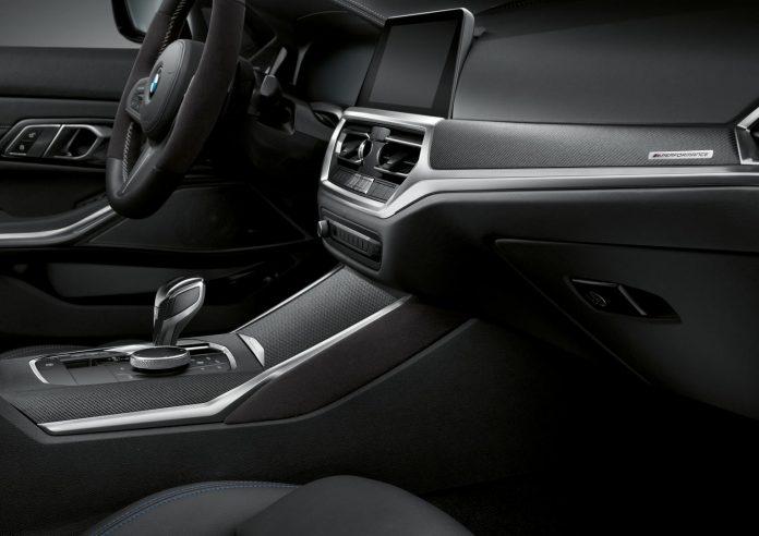 2021 BMW M440i Coupe Interior