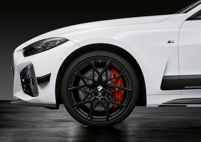 2021 BMW M440i Coupe Wheels