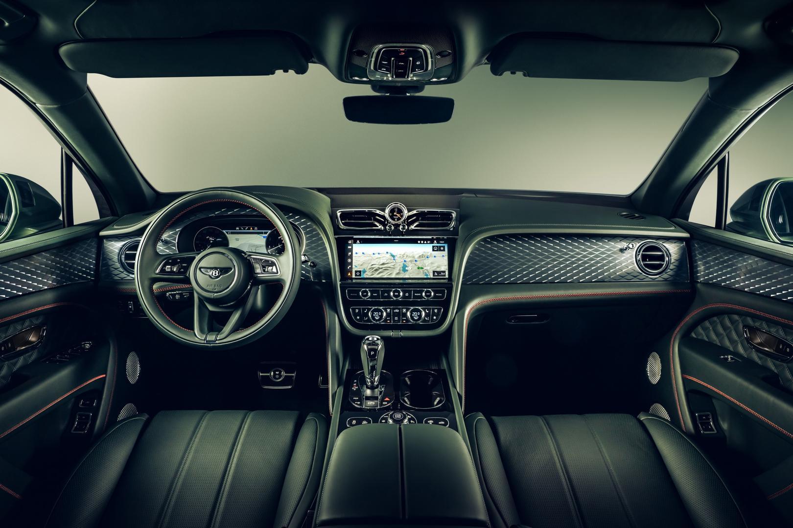 2021 Bentley Bentayga Cabin
