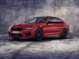 BMW M5 2020 Facelift