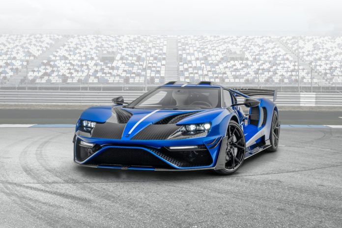 Mansory Ford GT