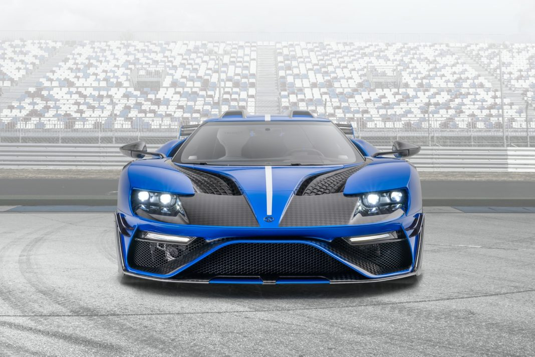 Mansory Ford GT Front