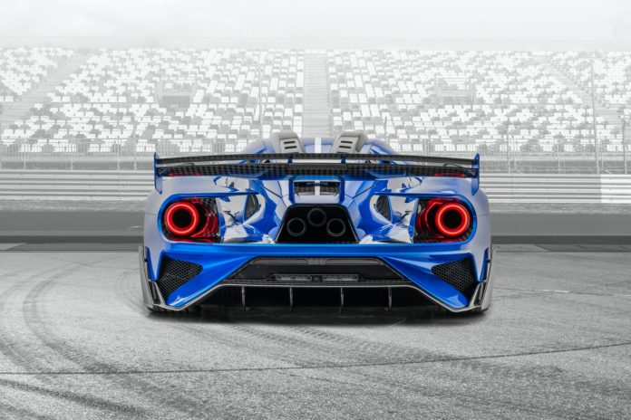 Mansory Ford GT Rear