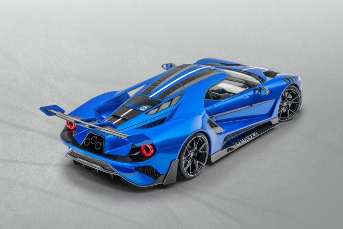 Mansory Ford GT Top