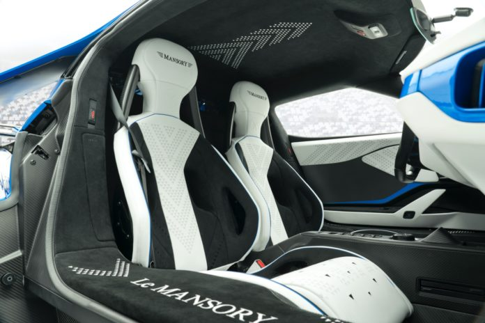 Mansory Ford GT Seat