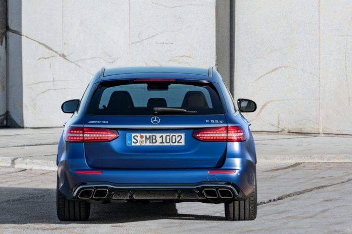Mercedes-AMG E 63 Estate Facelift