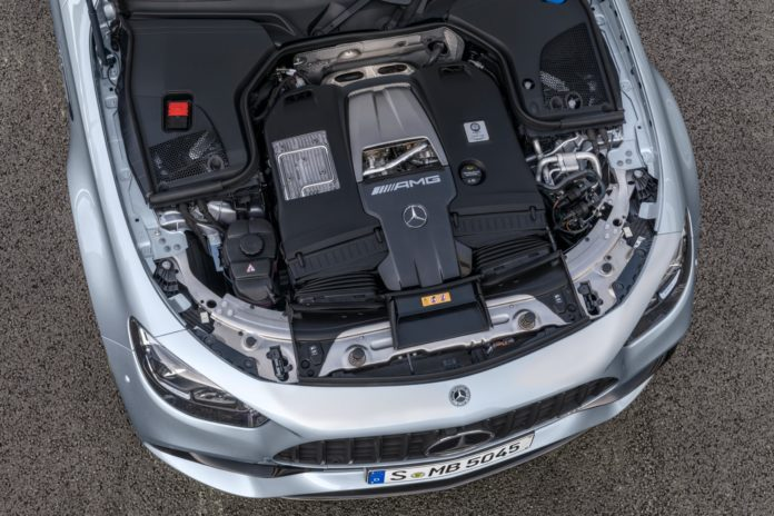 Mercedes-AMG E 63 Sedan Facelift