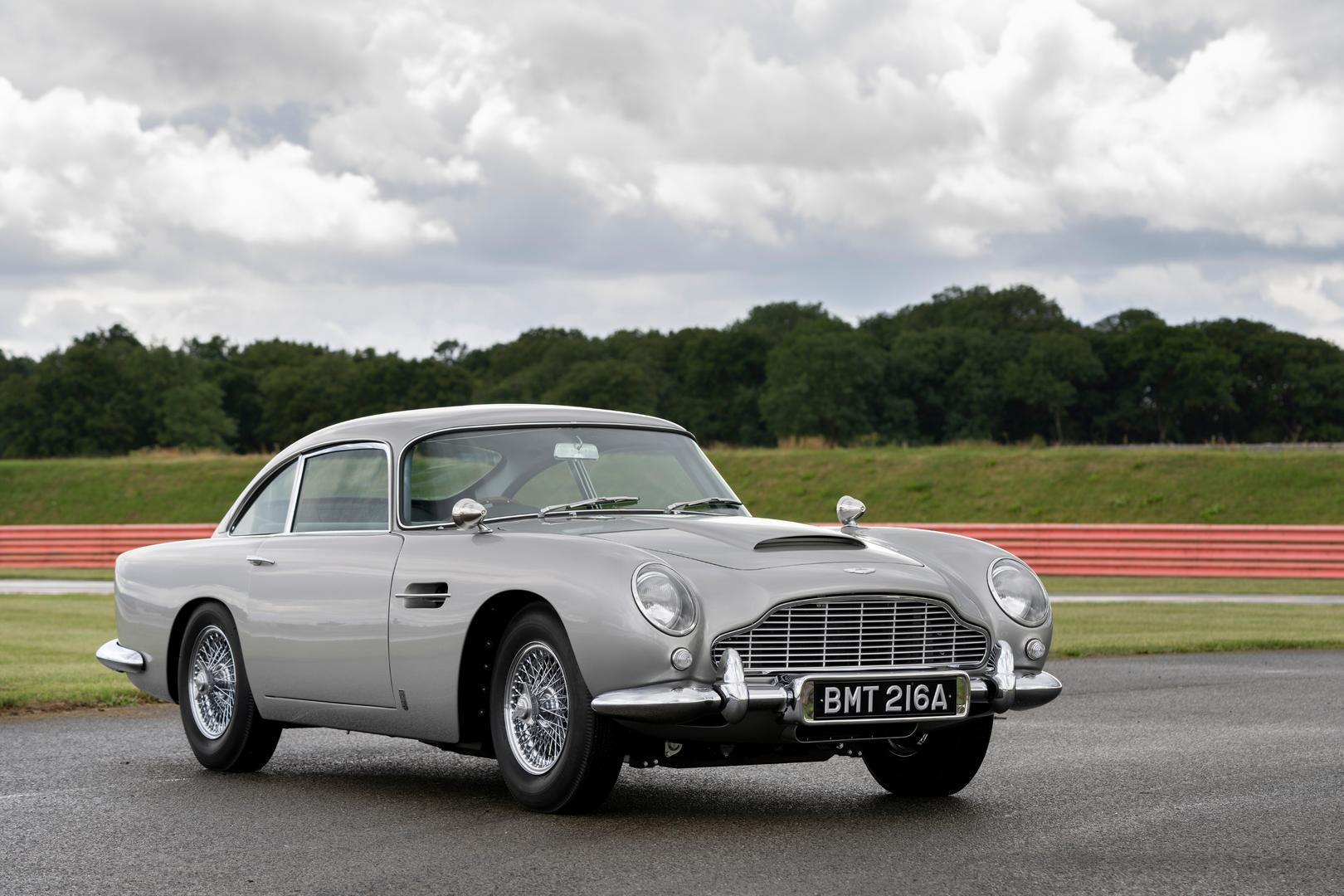 2020 Aston Martin DB5