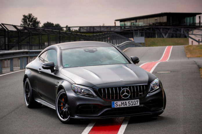 2020 C63 S Coupe AMG