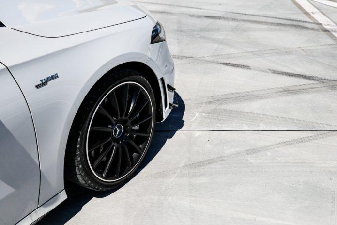 2020 Mercedes-AMG A35 Sedan Wheels