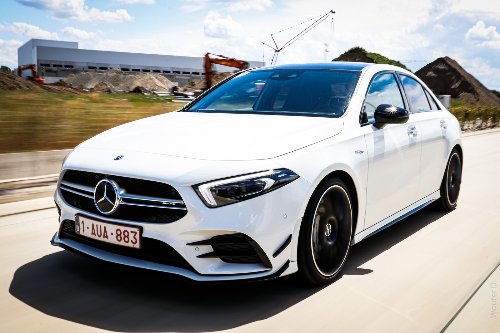 2020 Mercedes-AMG A35 Sedan: 5 Things We Like