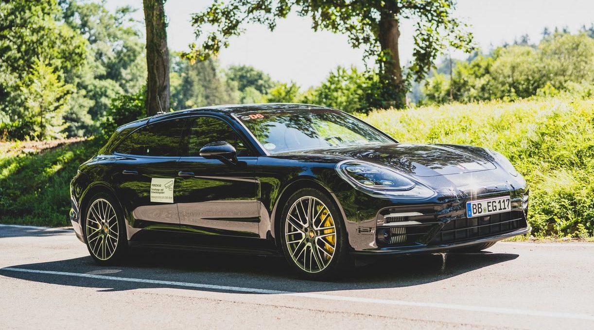 Prototype Drive: 2021 Porsche Panamera Facelift
