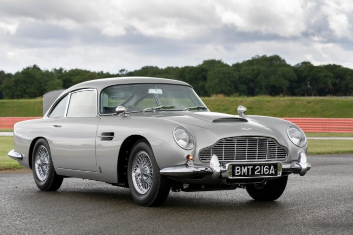 Aston Martin DB5 Price