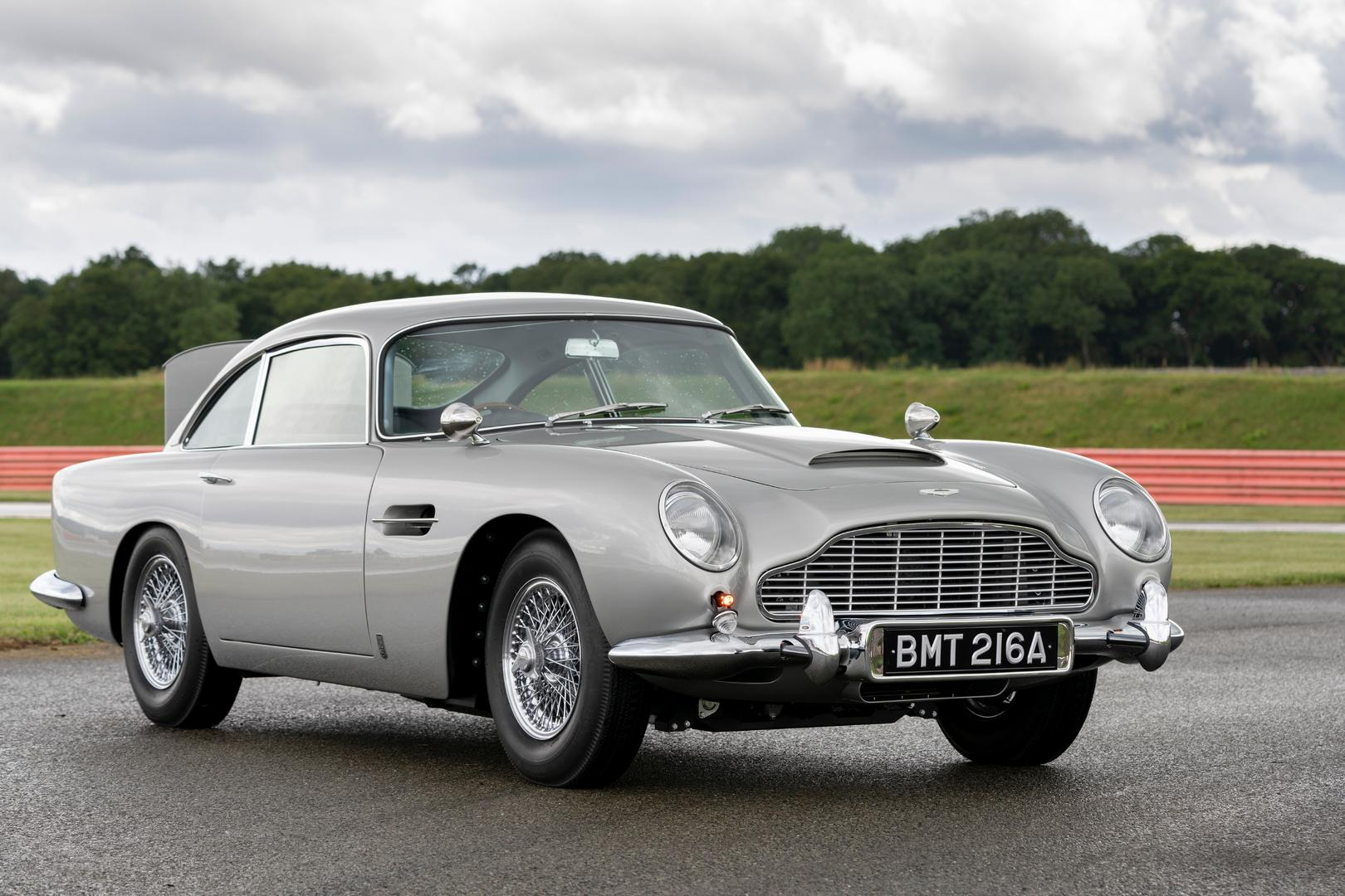 Aston Martin DB5 Price
