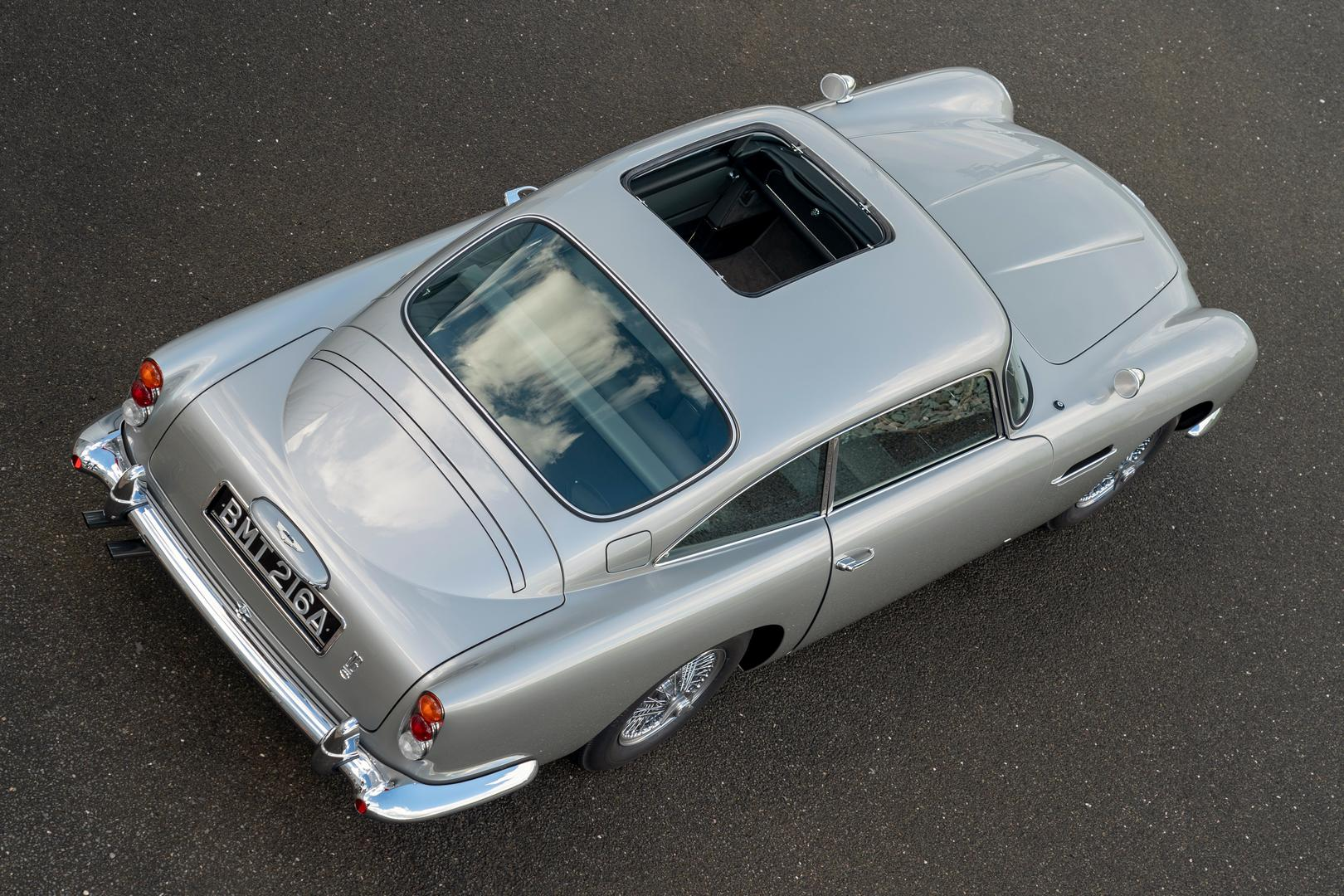 Aston Martin DB5 Top