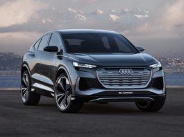 2021 Audi Q4 e-tron concept / Audi Q4 Sportback