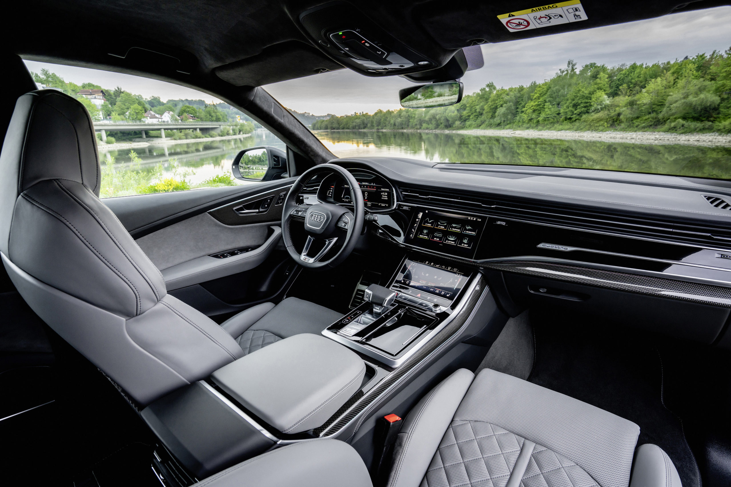 Audi SQ8 TFSI Interior
