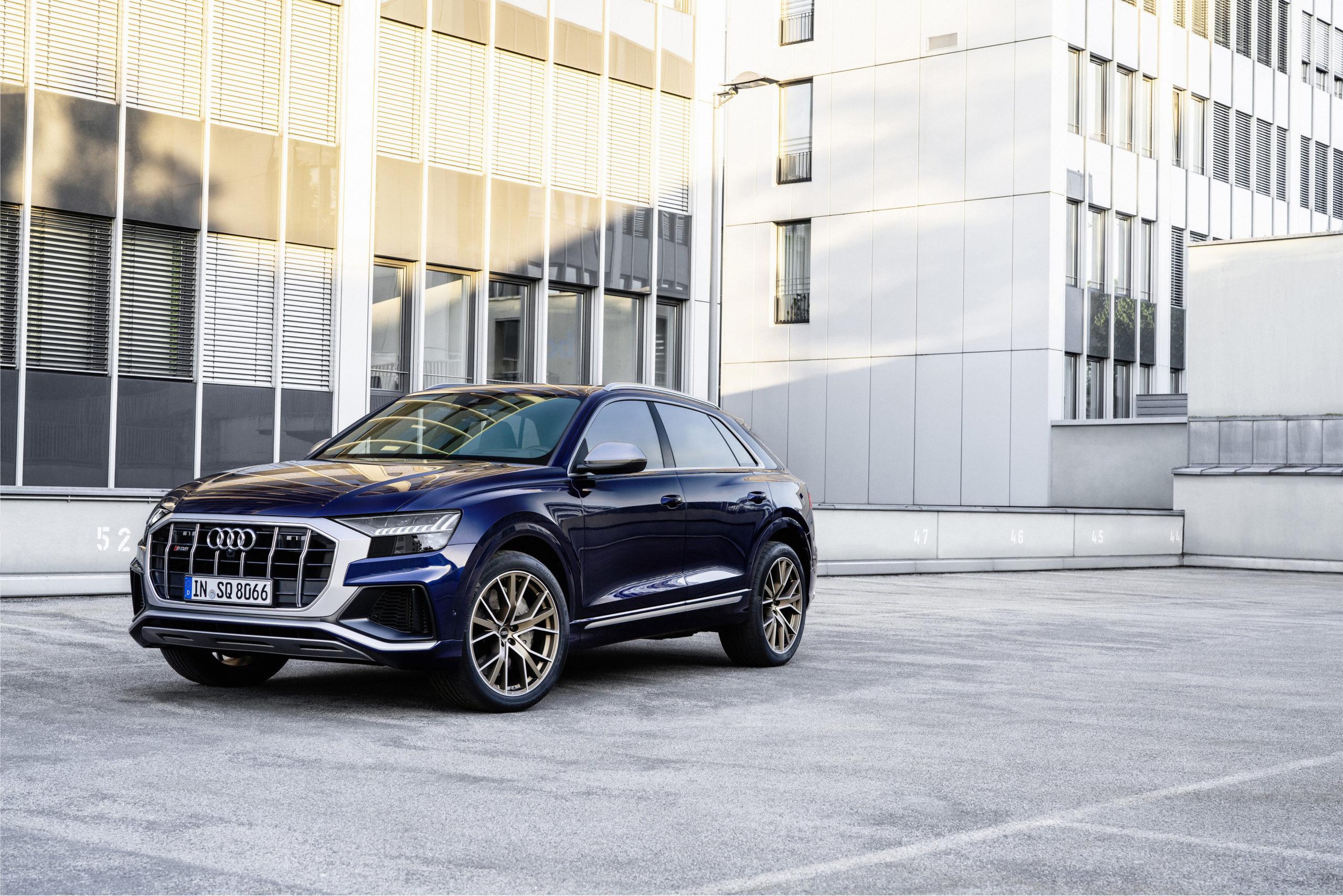 2021 Audi SQ8 TFSI