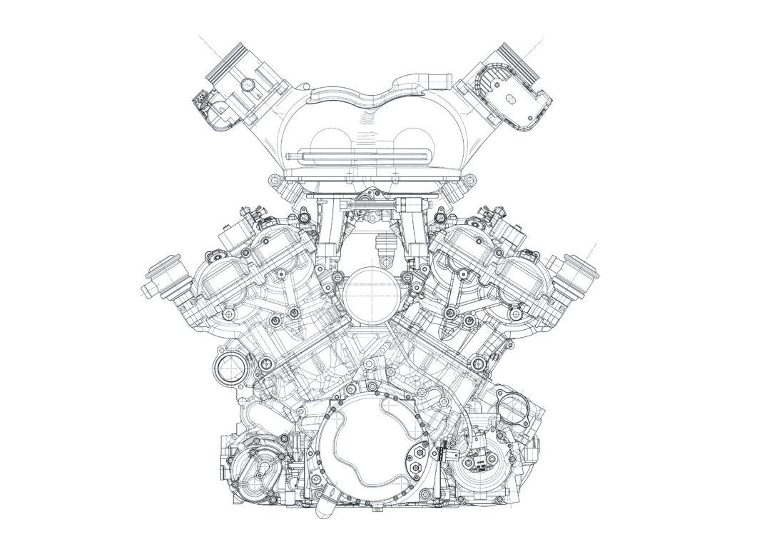 Cosworth Gordon Murray V12