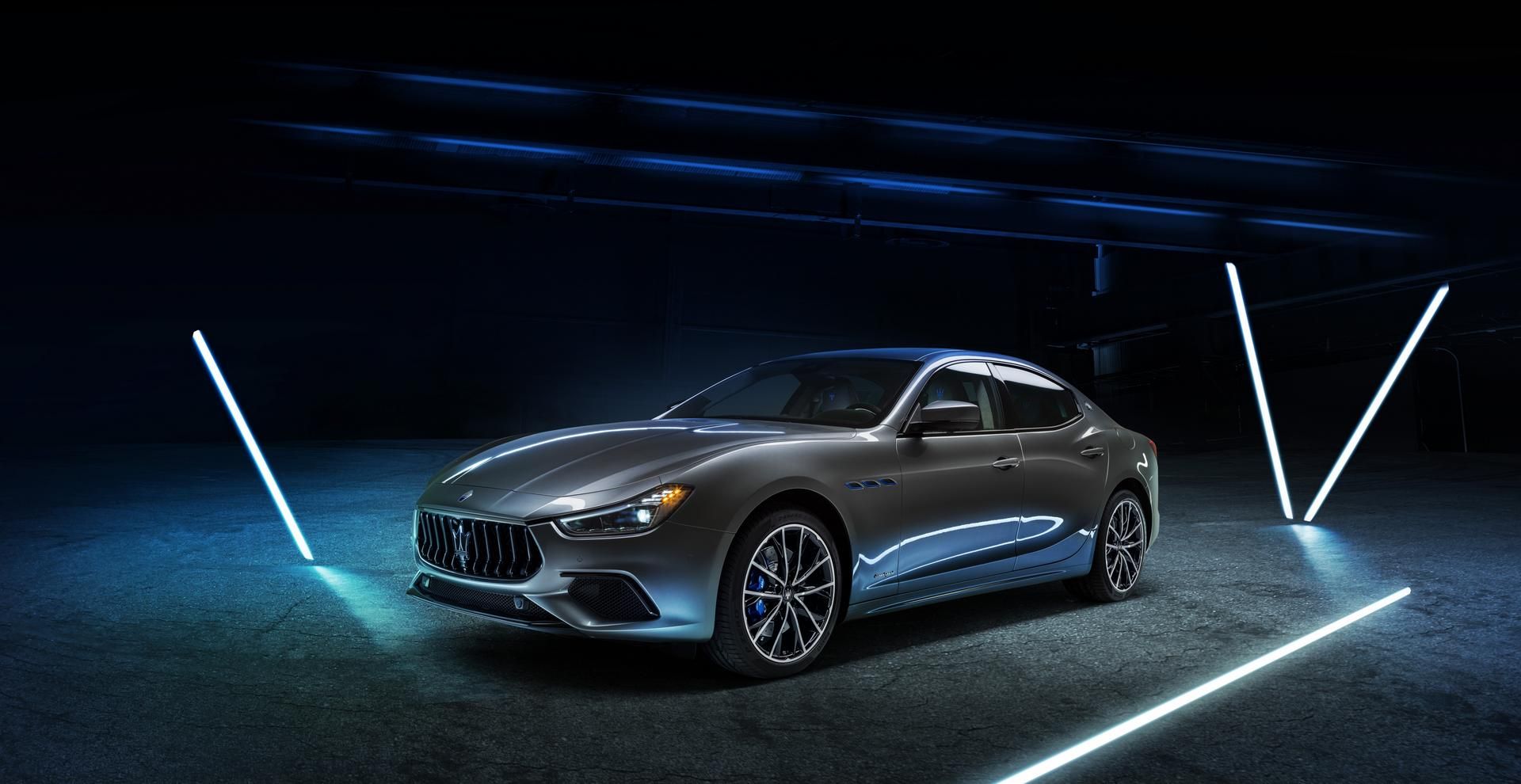 2021 Maserati Ghibli Hybrid: Brand's First Electrified Model