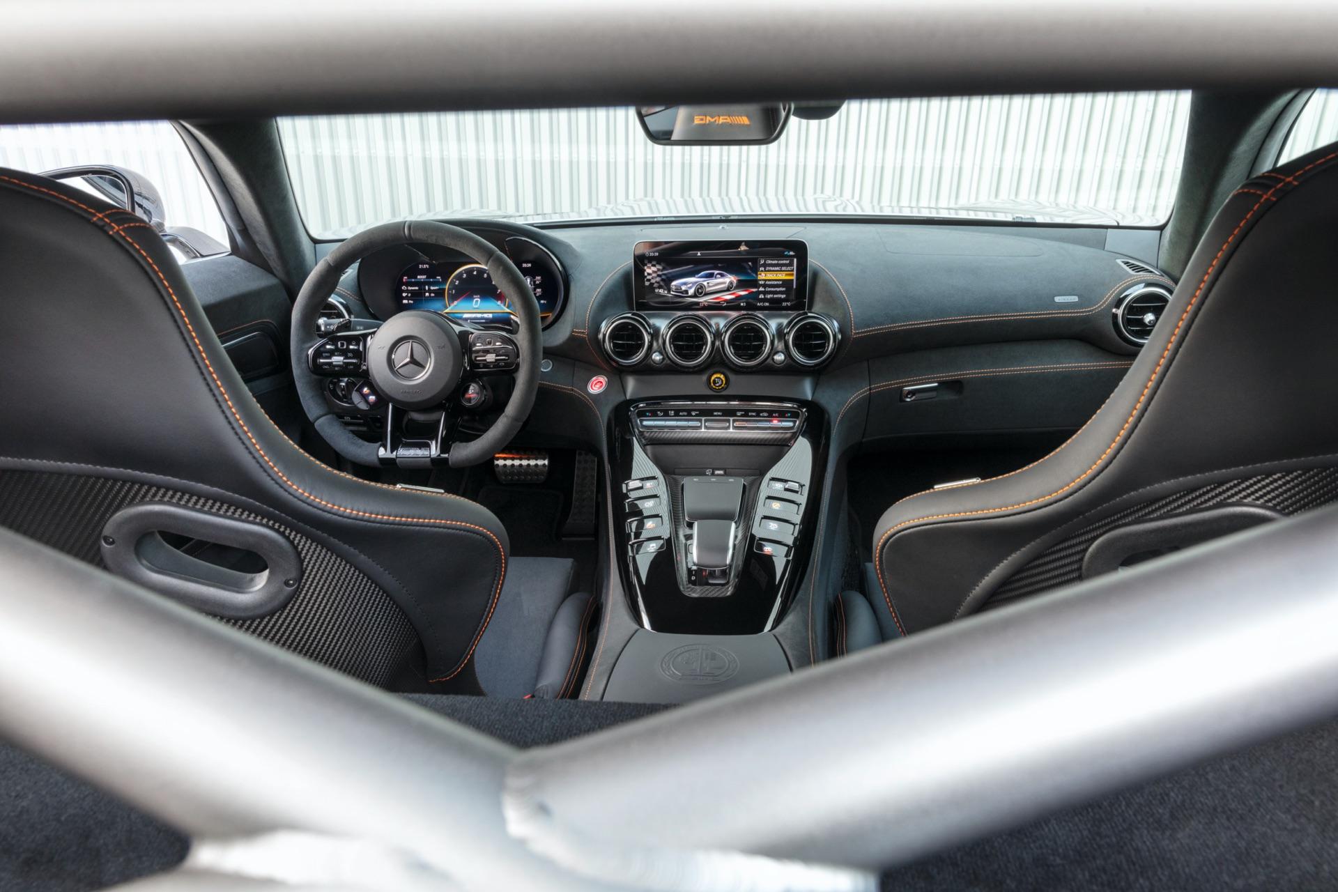 Mercedes-AMG GT Black Series Interior