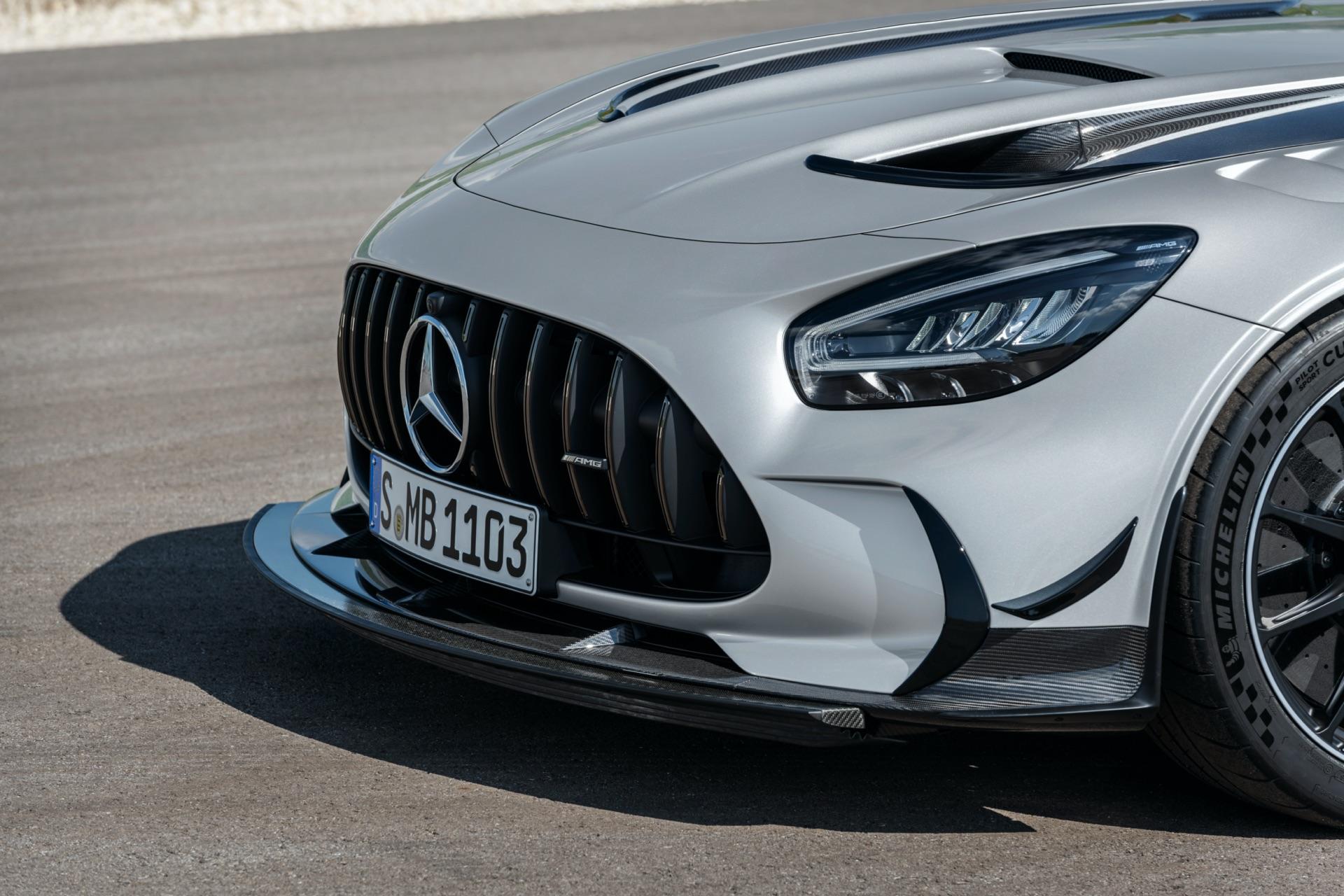 Mercedes-AMG GT Black Series Front Splitter