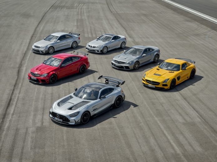 Mercedes-AMG Black Series Family