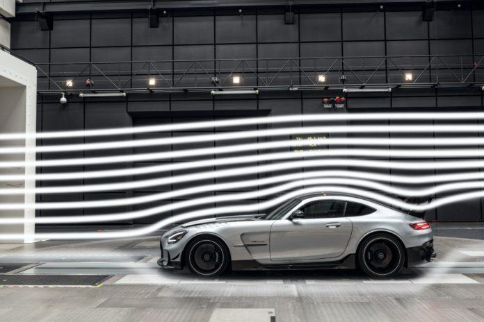 Mercedes-AMG GT Black Series Aerodynamics