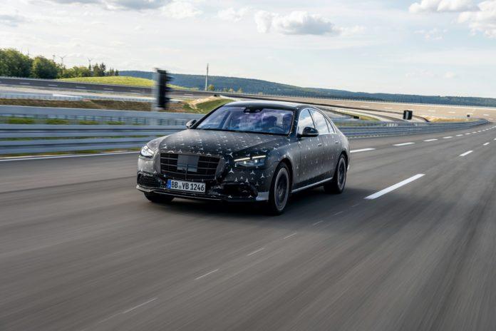 Mercedes-Benz S-Class Innovation