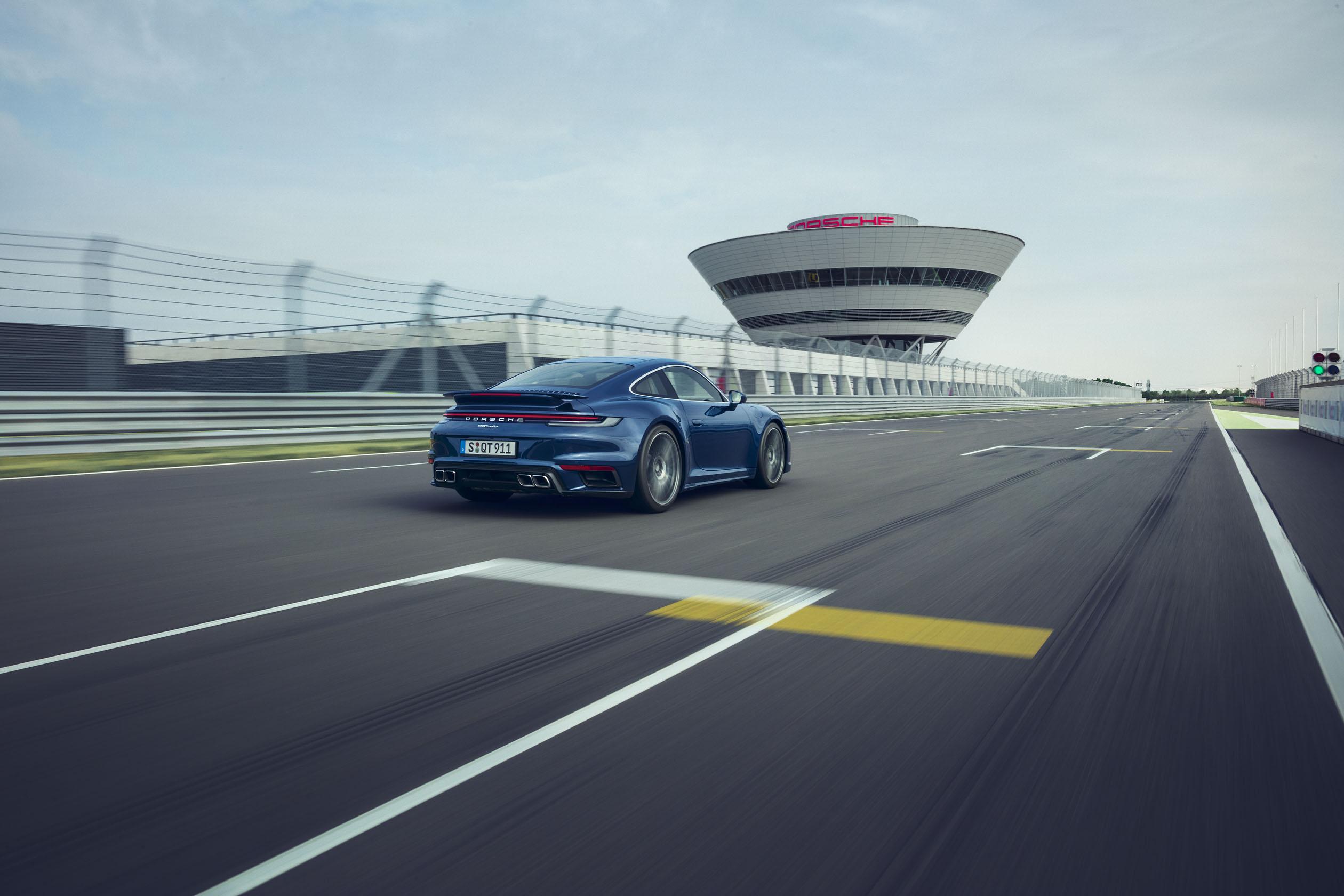 2021 Porsche 911 Turbo Specs