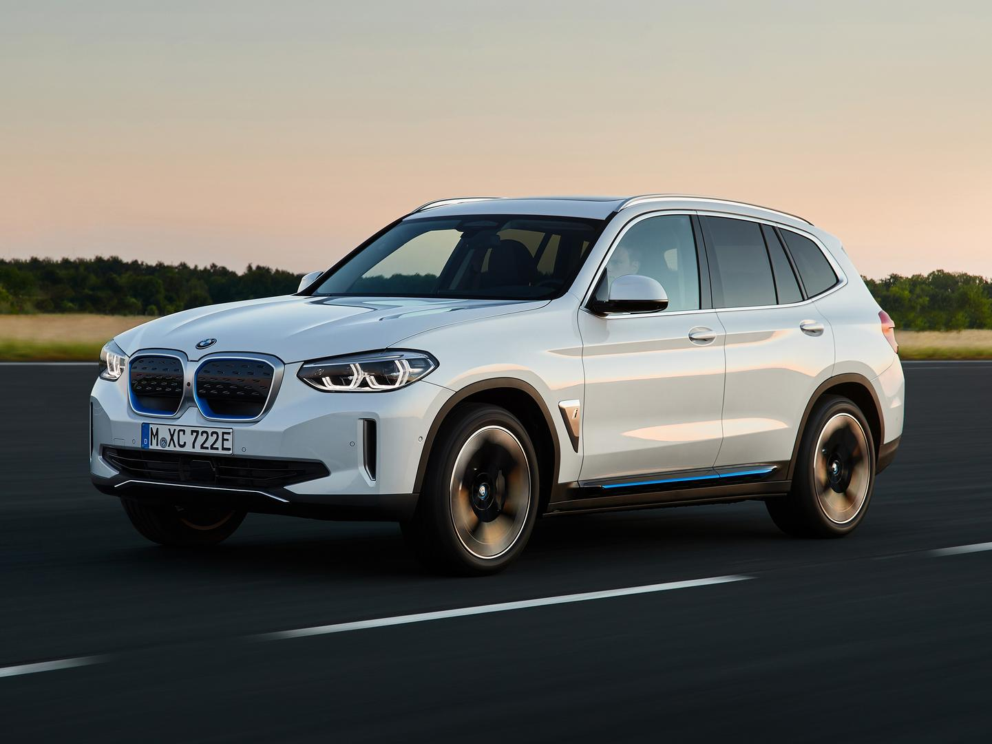 BMW iX3: Full Electric BMW X3 Revealed