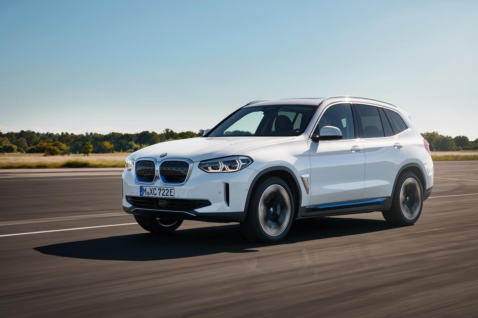2021 BMW iX3 Specs