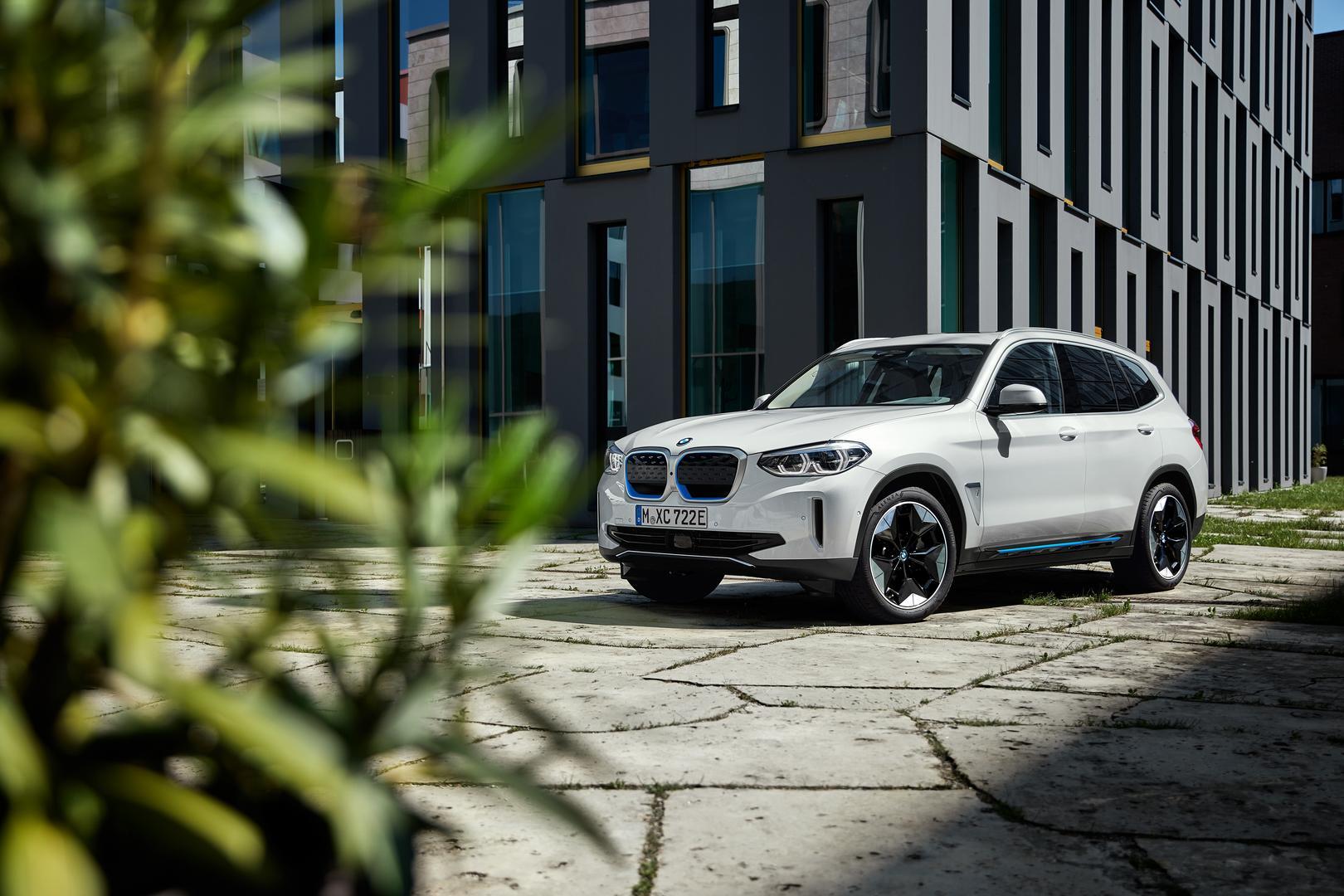 2021 BMW iX3 Price