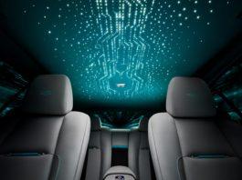 Rolls-Royce Wraith Roof